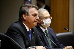 Mercado reagiu mal, mas acalmou após fico de Guedes (Clauber Cleber Caetano/PR)