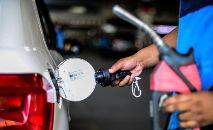 Valor dos combustíveis no Brasil é baseado no mercado internacional (Marcello Casal/ABr)