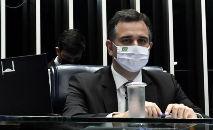 Pacheco deve concorrer ao Planalto em 2022 (Waldemir Barreto/Agência Senado)