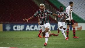 Fluminense não tomou conhecimento do Flamengo no Maracanã (Lucas Merçon/FFC)