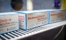 Os dados dos testes clínicos com crianças 'demonstram uma forte resposta imunológica' (Patrick T. Fallon/AFP)