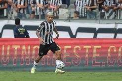 Lateral é um dos principais jogadores do Atlético (Pedro Souza / Atlético)