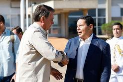 Ação deve ser arquivada, mas situação desgasta o governo Bolsonaro (Alan Santos/PR)