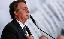 O presidente foi criticado por missionários italianos que vivem no Brasil (Alan Santos/PR)