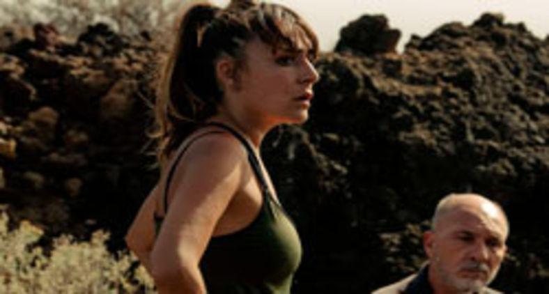 Crimes passam a ocorrer após a chegada de uma juíza na Ilha El Hierro, nas Canárias: direção impecável (HBO Max/Divulgação)