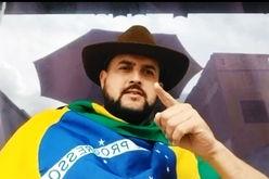 Prisão de Zé Trovão foi determinada pelo ministro Alexandre de Moraes, do STF (Reprodução)