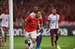 Atacante Guerrero não é mais jogador do Inter (Ricardo Duarte/ Internacional)