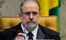 Aras se comprometeu em garantir a tramitação regular da proposta (Fabio Rodrigues Pozzebom/ABr)