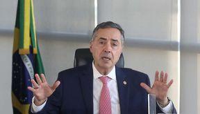 Luís Roberto Barroso suspendeu decisão de de Primeira Instância (Abdias Pinheiro/ASCOM/TSE.)