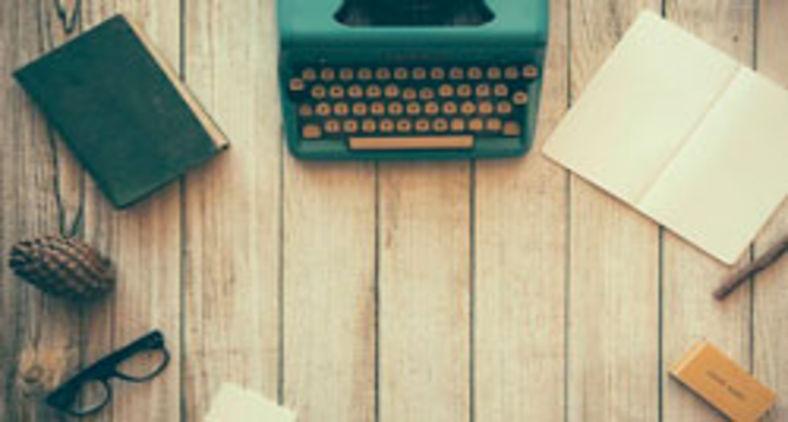 'Sentei diante de uma máquina de escrever e criei, instantaneamente, um dos slogans mais pertinentes, criativos e definitivos da minha carreira de redator' (Pixabay)