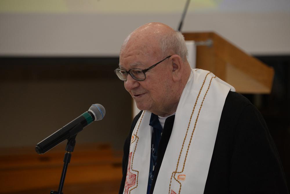 João Roque Rohr SJ receberá o título Doctor Honoris Causa.
