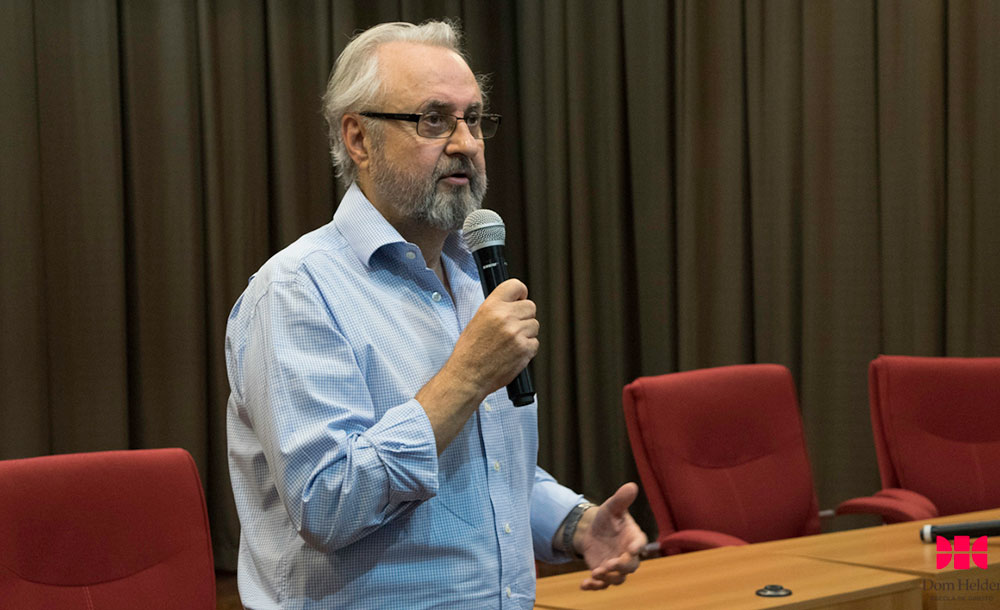 Ex-presidente da Feam, Junqueira é doutor em Saneamento