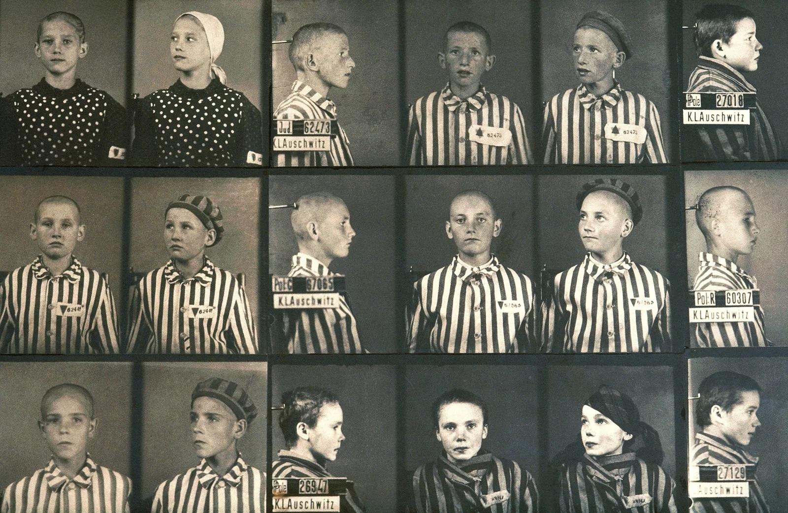 """""""Auschwitz fica fora de todo entendimento, de toda percepção""""."""