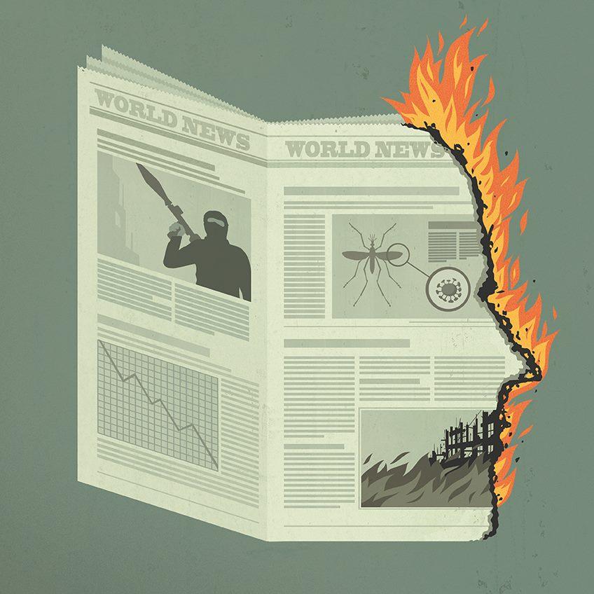 """""""Grande parte da imprensa perdeu-se entre o ativismo e a efêmera torcida por esse ou aquele lado"""""""