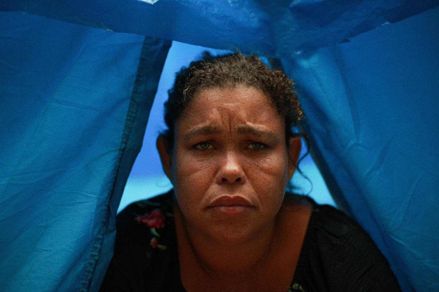 Bruna Patrícia tem uma filha de seis anos no Rio de Janeiro.