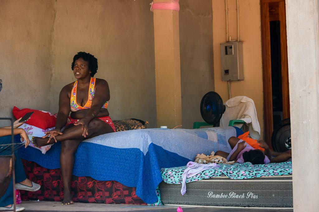 Elisabete Pereira, moradora do Quilombo Lagoa dos Índios (Rudja Santos/Amazônia Real)