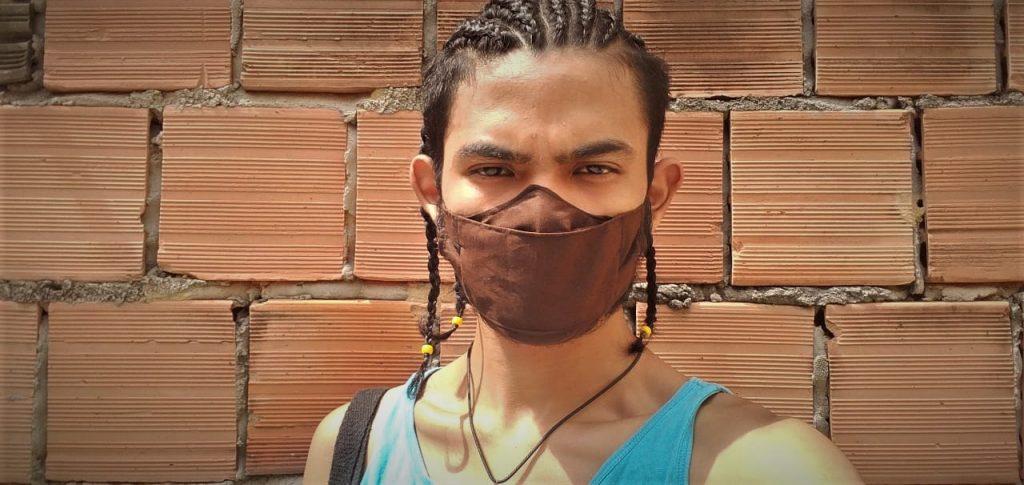 Vítor Rocha, 19 anos, produtor e comunicador (Arquivo pessoal)