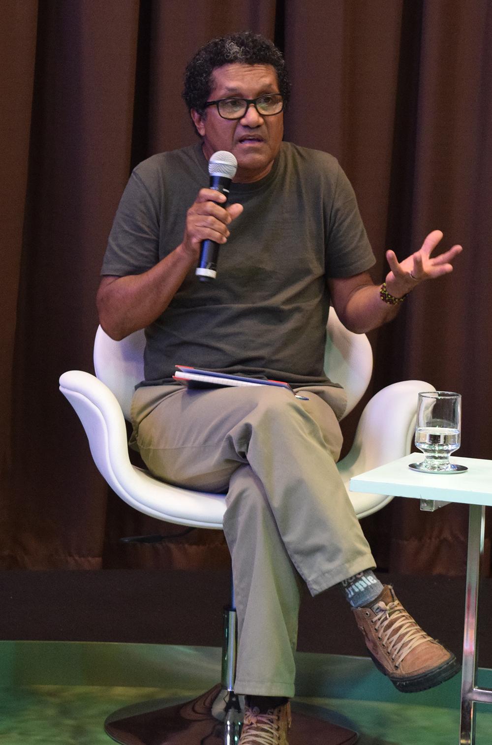 Joaquim Belo em debate da Semea
