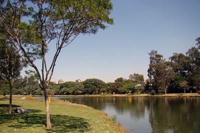 O Parque do Ibirapuera, um dos símbolos de São Paulo, está sob administração da construtora desde março de 2019 (Rodrigo Soldon/CC 2.0)