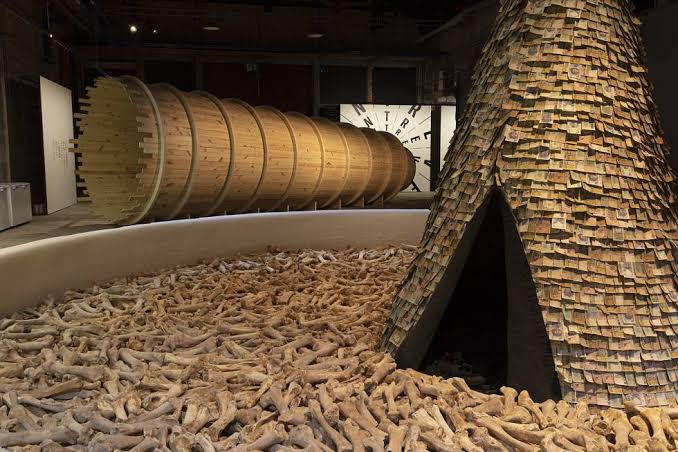 ´Entrevendo´ é a maior exposição de Cildo Meireles no país desde 2000.