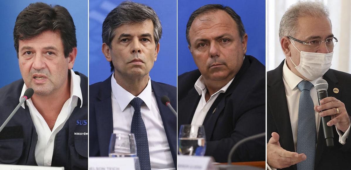 Brasil teve quatro ministros da Saúde em 1 ano (Flickr Planalto)