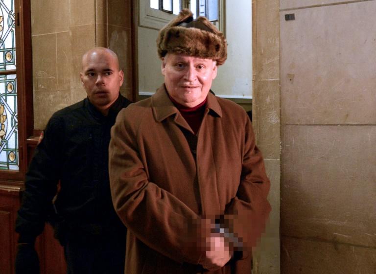 Preso em Paris, Ilich foi condenado três vezes (Bertrand Guay/AFP)