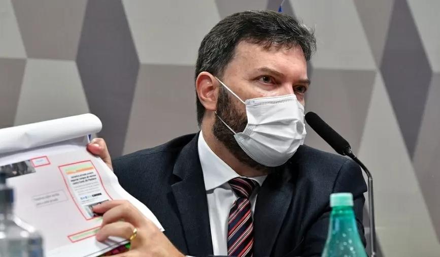 Segundo Marcelo Blanco, denúncia sobre suposta propina é ´absolutamente desconectada da realidade´ (Leopoldo Silva/Agência Senado)