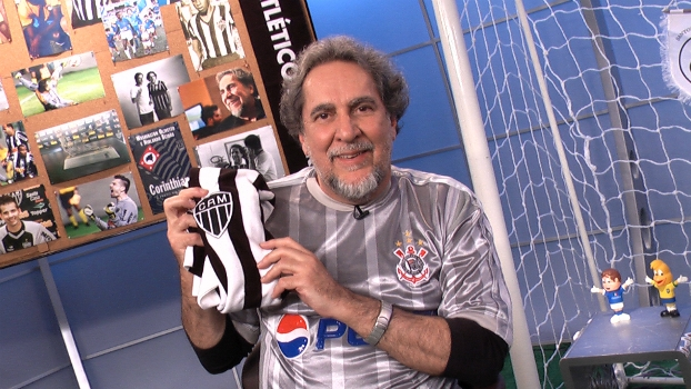 Mineiro de BH, Nirlando é torcedor apaixonado do Galo.