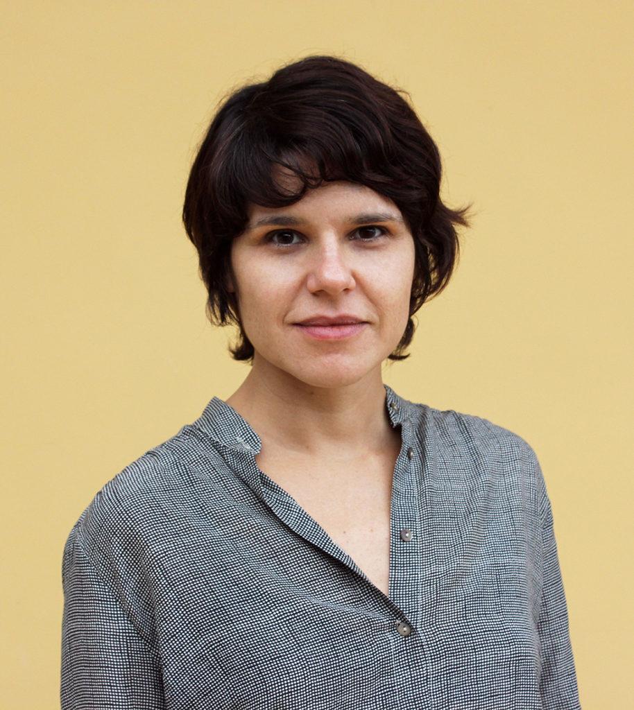 A diretora Maya Da-Rin (Felipe Mussel)
