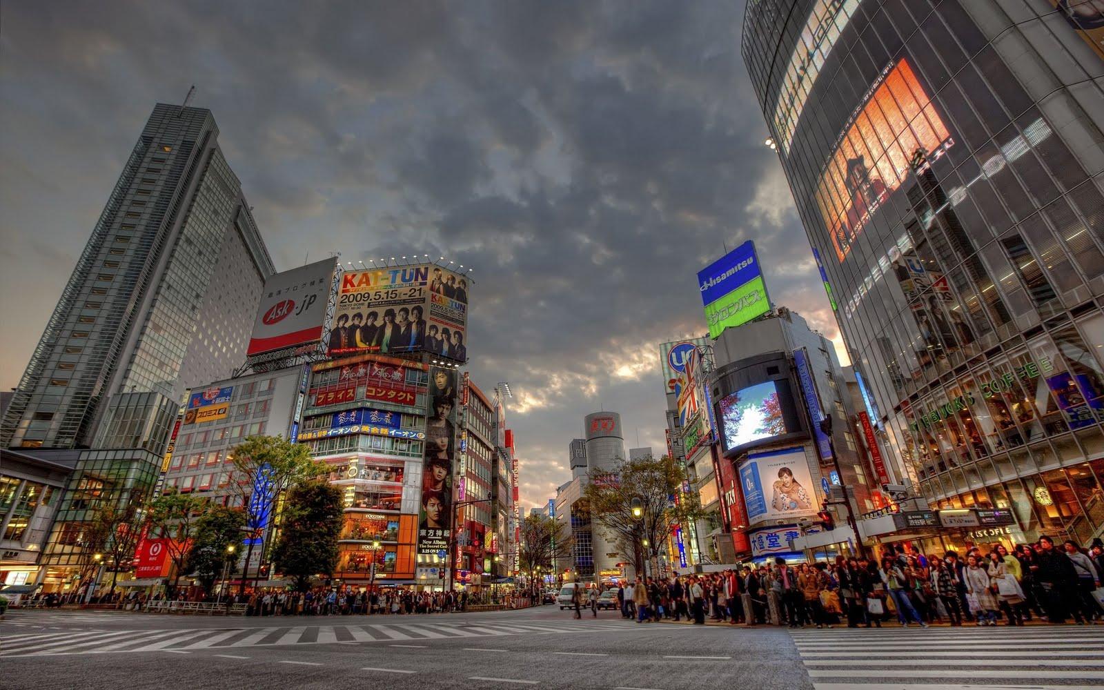 Japão: uma economia de primeira classe e um estilo de vida de quinta
