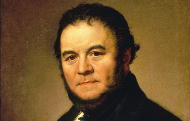 Stendhal, autor de ´O vermelho e o negro´, um dos fundadores do romance moderno