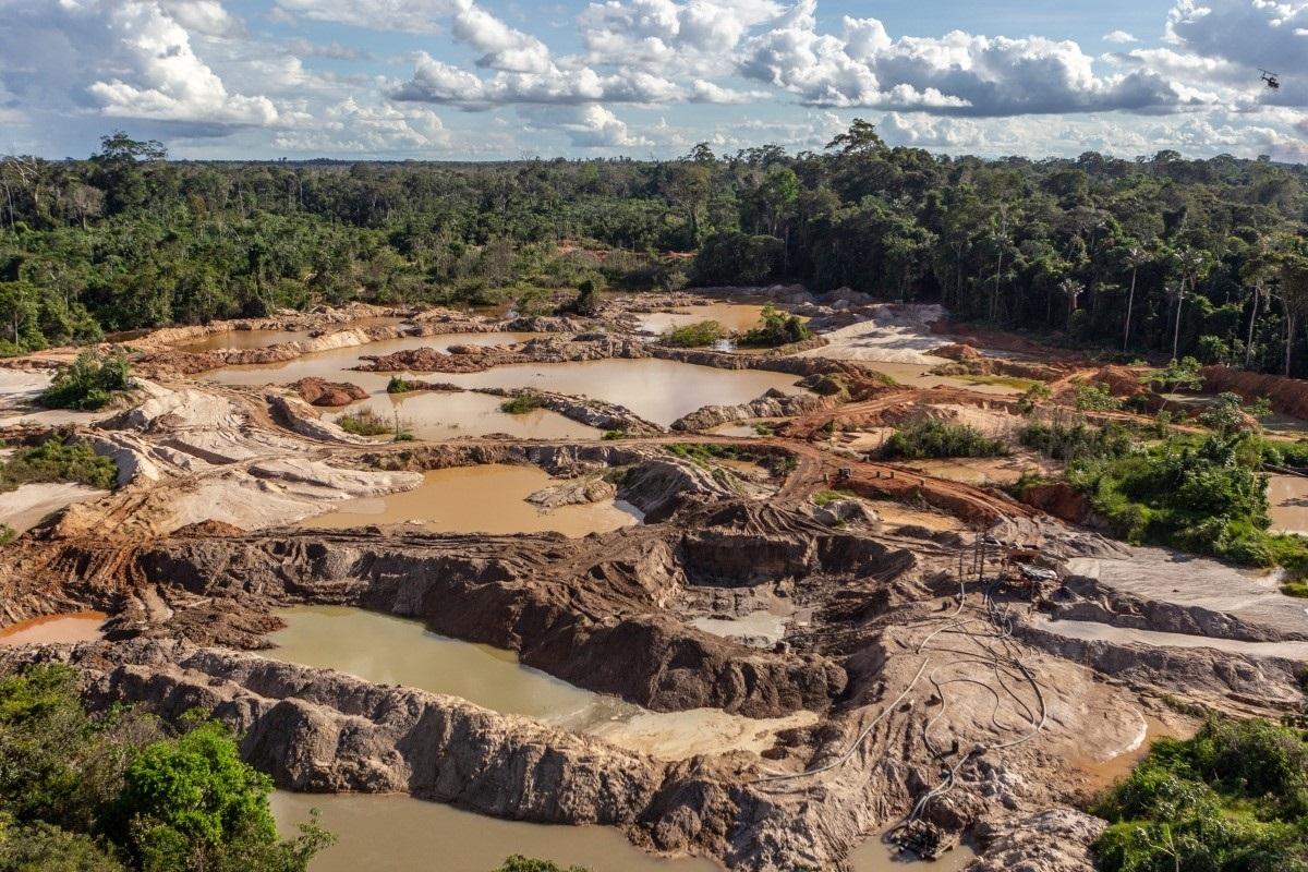 'Um ataque foi desenhado desde os anos 1960 para procurar minérios na Amazônia'