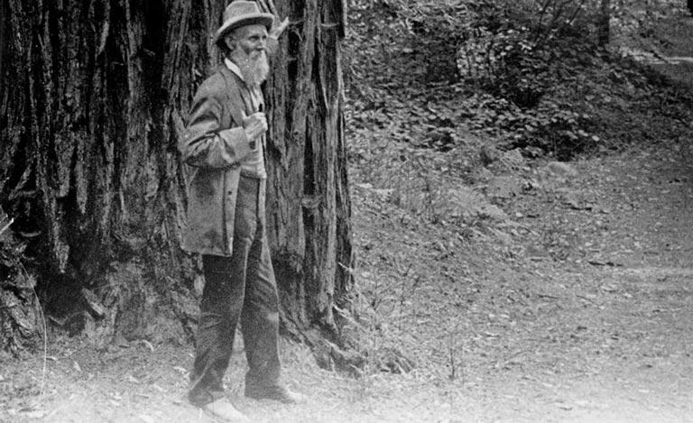 O norte-americano e precursor do ambientalismo John Muir (Arquivos do Goga Park/Flickr)