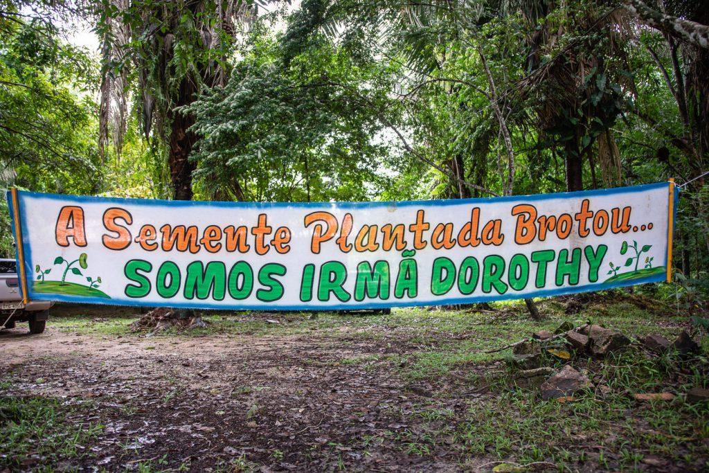 A voz de Dorothy Stang não calou (Cícero Pedrosa Neto/ Amazônia Real)