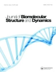 Capa da revista Journal of Biomolecular Structure and Dynamics (Reprodução)