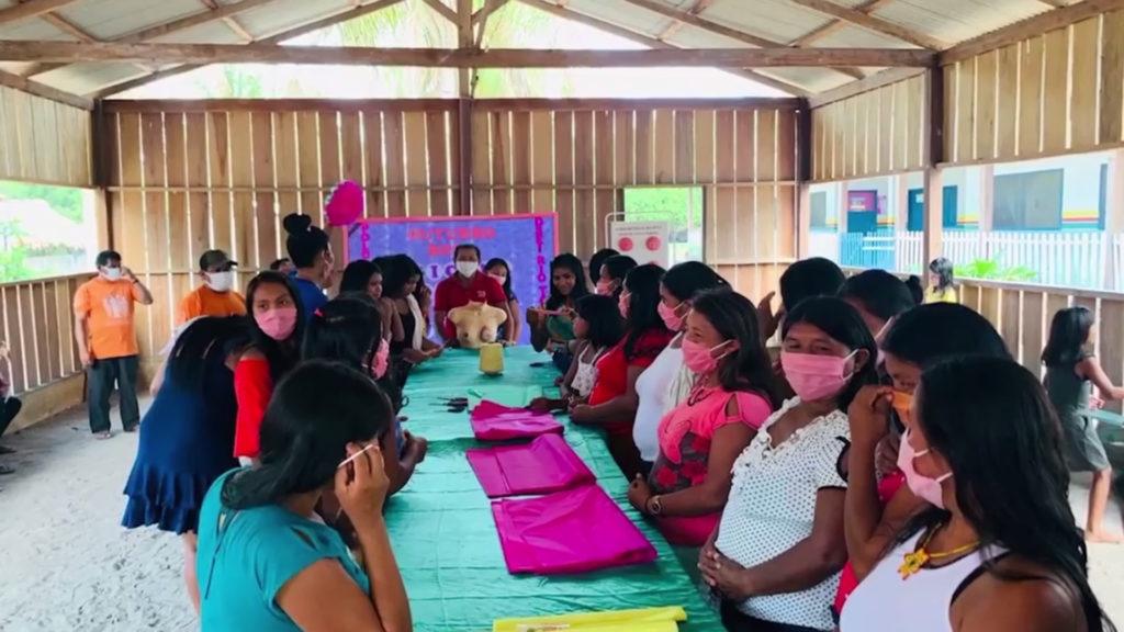 Oficinas de Saúde do Dsei Tapajós nas comunidades indígenas (Dsei Tapajós)