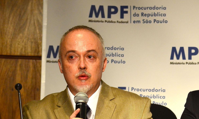 Procurador Carlos Fernando Santos Lima (Rovena Rosa/ABr)