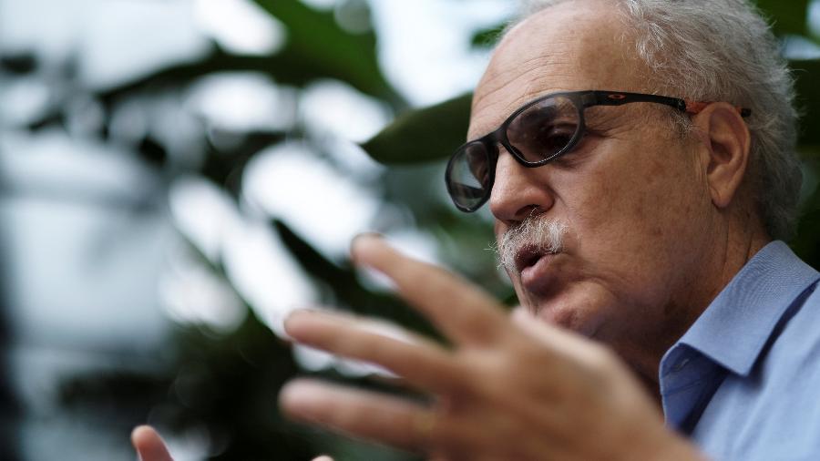 *Sugestão de legenda para a foto: O cientista Carlos Nobre nomeado perito do Sínodo da Amazônia por Papa Francisco.