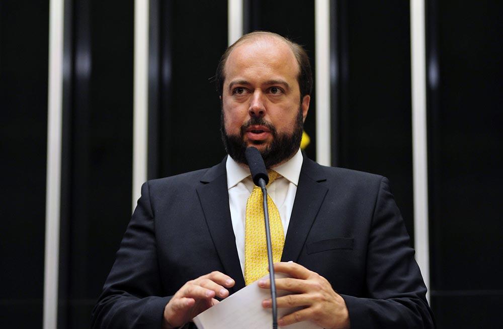 Ex-deputado federal, Alexandre Silveira tem cargo no governo Bolsonaro (Gustavo Lima/Câmara)