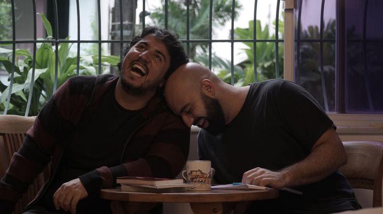 Herton Gustavo Gratto, autor do espetáculo ´Moléstia´ (Nathan Leitão/Divulgação)