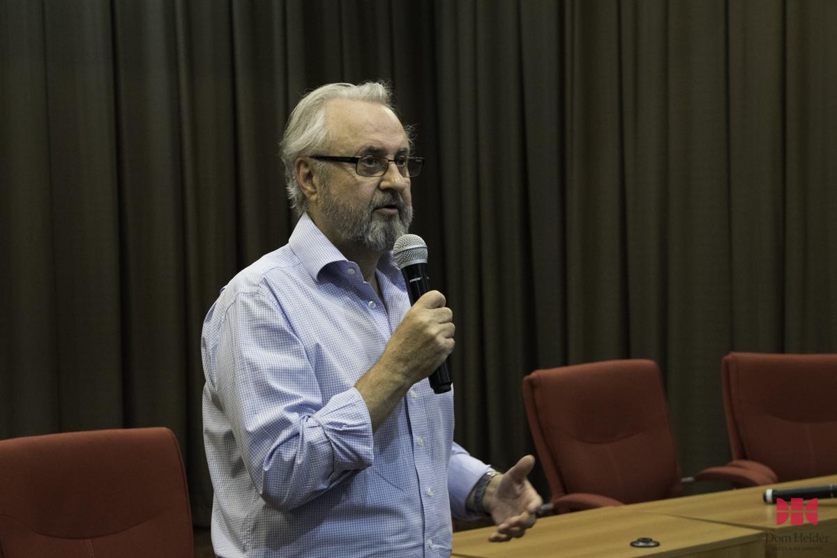 Professor José Cláudio Junqueira, da Dom Helder