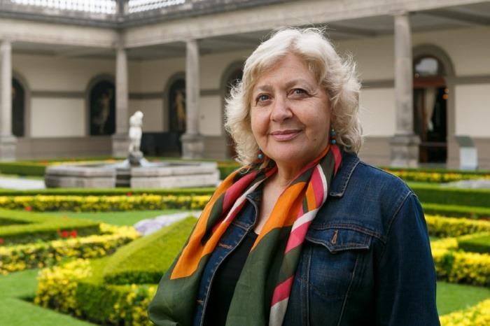 Jornalista e escritora Mónica González (Fundación Gabriel García Márquez)