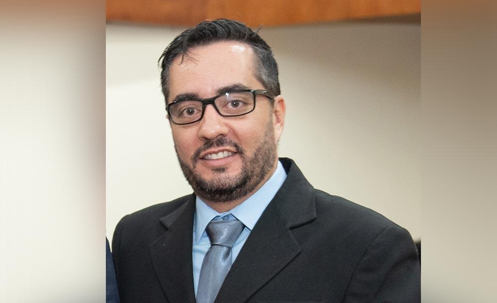 Vereador em Guaxupé, Danilo Oliveira é suplente de Carlos Viana (Reprodução/Facebook)